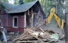 Демонтаж любых строений, быстро, вывоз мусора