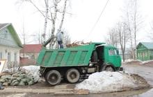 Вывоз любого вида мусора машинами газель и камаз