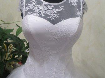 Смотреть фотографию  Продаю свадебное платье 33876579 в Тамбове
