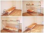 Смотреть фото Мебель для дачи и сада Кровати с доставкой металлические 37812110 в Тарусе