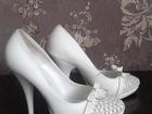 Скачать бесплатно foto Женская обувь Свадебные туфли 38988624 в Таштаголе