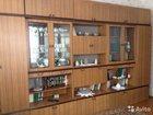 Фотография в Мебель и интерьер Мебель для гостиной Продается стенка цвета орех не полированный, в Тихорецке 7000