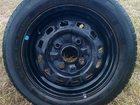 Фото в Авто Колесные диски Продам колесо в сборе для ДЭУ МАТИЗ 155/65 в Тюмени 2000