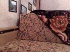 Фото в Мебель и интерьер Мебель для прихожей Диван-книжка, под тон мебели цвета вишня. в Тюмени 5500