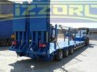 Смотреть фото  Продам трал Lizzard 3 оси 45 тонн 34401212 в Тюмени