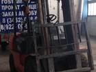 Изображение в Авто Спецтехника Продам вилочный погрузчик HANGCHA CPQD20N. в Тюмени 450000