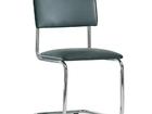 Фото в Мебель и интерьер Столы, кресла, стулья Стулья Сильвия на полозьях купить можно в Тюмени 2450