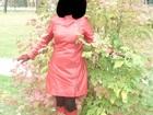 Скачать фото Детская обувь Пальто кожаное красное 37432553 в Тюмени