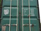 Скачать фото Контейнеровоз Продам 40 футовые морские контейнеры в Тюмени 37664080 в Тюмени