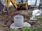 Скачать foto Строительные материалы Септик из бетонных колец для дачи 68639424 в Тюмени