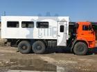 Новое фото Грузовые автомобили Вахтовый автобус фургон-вахта на базе КАМАЗ 73115775 в Тюмени