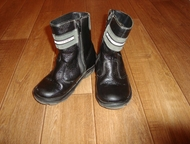 Весенние ботинки Продам весенние-осенние ботинки на мальчика (3-4года) в отлично