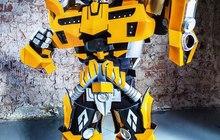 Костюм робот-трансформер, Косплей