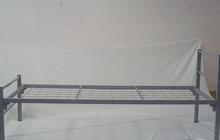 Металлические кровати со сварной сеткой