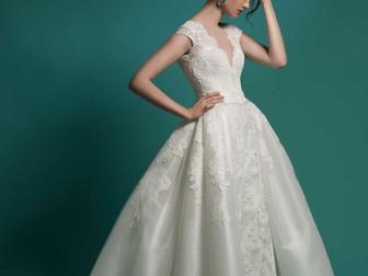 Смотреть foto  Свадебное платье 38732606 в Тюмени