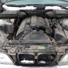 Автозапчасти бу на BMW: двигатель на BMW 520i e39 M52B20