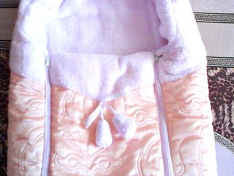 Просмотреть изображение Товары для новорожденных Конверт на выписку 32924859 в Тольятти