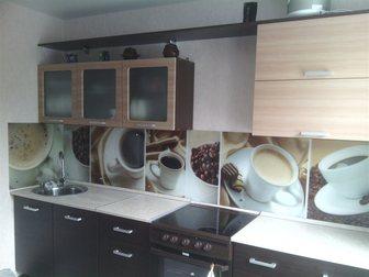 Просмотреть фото Кухонная мебель стеклянные фартуки на кухню скинали 33561901 в Тольятти