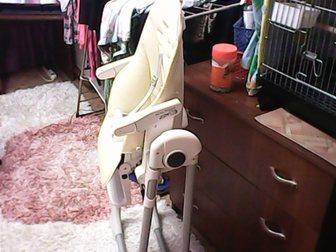 Новое изображение  продам стульчик для кормления 34166080 в Тольятти