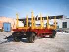 Увидеть фото  Прицепы-сортиментовозы 2-х осные до 18 240 кг, до 30 кубов 33566869 в Красноярске