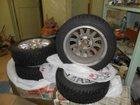Изображение в Авто Колесные диски продам недорого хорошую новую шипованную в Томске 16000
