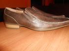 Фотография в Одежда и обувь, аксессуары Мужская обувь ПРОДАМ новые ботинки, размер 44-45, кожа, в Томске 700