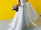 Смотреть foto Свадебные платья Нежное и оригинальное свадебное платье 37425923 в Томске