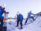 Увидеть фотографию  Очистка крыш от снега 37734644 в Томске