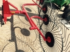 Скачать бесплатно foto Валкообразователи (грабли) Грабли-ворошилки 4 колесные Турция 38481907 в Красноярске