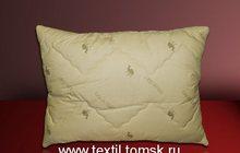 Подушка для сна Tango 50х70, Наполнитель верблюжья шерсть