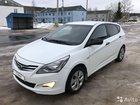 Hyundai Solaris 1.4МТ, 2015, 133500км