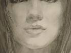 Скачать фото Антиквариат, предметы искусства Подарок Девушке на Новый Год - её Портрет 67988859 в Туапсе