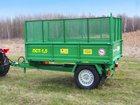 Увидеть фотографию Трактор Полуприцеп самосвальный тракторный ПСТ-1,5 33249655 в Туле