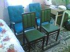 Изображение в Мебель и интерьер Антиквариат, предметы искусства Продам красивые, прочные кресла и стулья, в Кимовске 3000