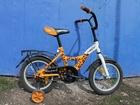Изображение в   Продается велосипед детский с доп. колесами, в Туле 0