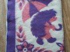 Одеяло шерстяное 100*140