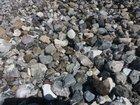 Камень природный (щебень)
