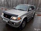 Mitsubishi Montero Sport 3.5AT, 2001, 350000км