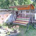 Садовые качели разборные