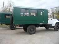 Вахтовый автобус 33081 Продажа и производство вахтовый автобусов на базе ГАЗ 330