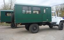 Вахтовый автобус 33081