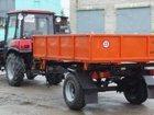 Увидеть фото Трактор Полуприцеп самосвальный тракторный ПСМ-2,5 33249648 в Твери