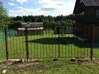 Скачать бесплатно фотографию Отделочные материалы Садовые металлические ворота от производителя 34892984 в Твери