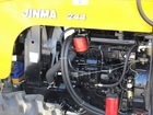 Свежее foto Трактор Минитрактор Jinma JM-244k (с кабиной) 35377929 в Твери