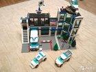Lego City, Полицейский участок