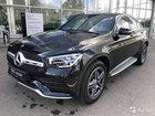 Mercedes-Benz GLC-класс Coupe 2.0AT, 2019, внедорожник