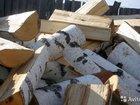 Колотые березовые дрова
