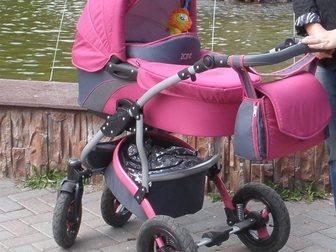 Скачать foto Детские коляски Коляска Tako Zone 2 в 1 32607986 в Твери
