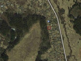 Увидеть foto Земельные участки Продам участок 8 соток в СНТ Луч, Калининский район, 7 км Волоколамское шоссе 38981489 в Твери
