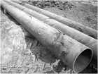 Фото в Сантехника (оборудование) Сантехника (оборудование) Закупаем трубы б\у диаметром 426 мм толщина в Уфе 0